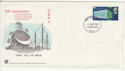 1969-04-02 Europa 10th Anniv Chippenham FDC (63654)
