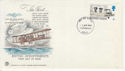 1969-04-02 First Transatlantic Flight Anniv FDC (63655)