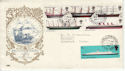 1969-01-15 British Ships Billingborough cds FDC (63667)