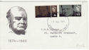 1965-07-08 Churchill Stamps Phos London FDC (63728)