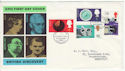 1967-09-19 British Discovery Stamps Bureau FDC (63733)