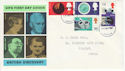 1967-09-19 British Discovery Stamps Torquay FDC (63736)