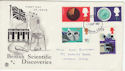 1967-09-19 British Discovery Stamps London FDC (63739)