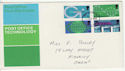 1969-10-01 PO Technology Stamps Llanelli FDC (63787)