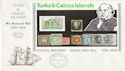 1979-09-10 Turks & Caicos Rowland Hill Stamps M/S FDC (63914)