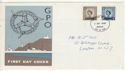 1968-09-04 Isle of Man Definitve Stamps FDC (63922)