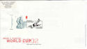 2002-05-21 World Cup Football Stamp Duxford FDC (63963)