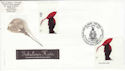 2001-06-19 Fabulous Hats Stamp Plymouth FDC (63965)
