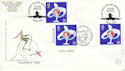 1999-02-02 Travellers Tale Stamps Concorde Dbl Pmk (63972)