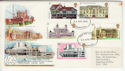 1975-04-23 Architectural Heritage Stamps Liverpool FDC (63981)