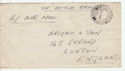 1945 Forces Mail Field Post Office 254 cds (64067)