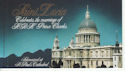 Saint Lucia Royal Wedding Stamp Booklet (64071)