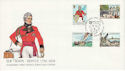 1984-11-20 Guernsey John Doyle Stamps FDC (64128)