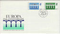 1984-04-10 Guernsey Europa Stamps FDC (64136)