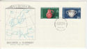1976-05-29 Guernsey Europa Stamps FDC (64154)