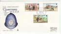 1980-05-06 Guernsey Police Stamps FDC (64166)