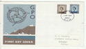 1968-09-04 Isle of Man Definitive Douglas FDC (64260)