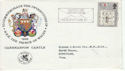 1969-07-01 Investiture Caernarvon Boxed Slogan FDC (64311)