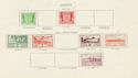 Jersey 1941-1943 Stamps on Page High Cat £30+ (64321)
