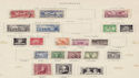 Australia Stamps on Page (64363)