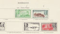 Barbados Stamps on page (64365)