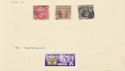 Rhodesia Stamps on Page (64406)