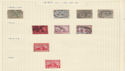 Trinidad Stamps on Page (64407)