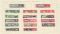 Trinidad and Tobago Stamps on Page (64410)