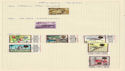 Trinidad and Tobago Stamps on Page (64413)