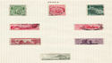 Italy Stamps on Page (64441)
