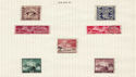 Italy Stamps on Page (64442)
