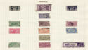 India Stamps on Page (64447)