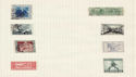 Italy Stamps on Page (64458)