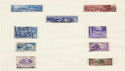 Italy Stamps on Page (64459)
