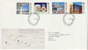 1987-05-12 Architects in Europe Stamps Bureau FDC (64478)