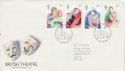 1982-04-28 British Theatre Stamps Bureau FDC (64485)