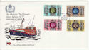 1977-05-11 RNLI Official No29 Silver Jubilee FDC (64513)