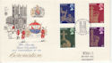 1978-05-31 Coronation Stamps London SW1 FDC (64540)