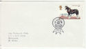 1978-07-05 Horse Stamp Kenilworth FDC (64607)