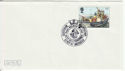 1981-09-23 Fishing Stamp Aberdeen FDC (64610)