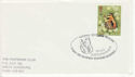 1981-05-13 Butterfly Stamp Bramber FDC (64611)