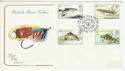 1983-01-26 River Fish Stamps Izaak Walton FDC (64613)