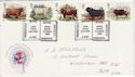 1984-03-06 British Cattle Stamps Hereford FDC (64626)