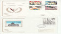 1980 Bulk Buy x6 Cotswold FDC from 1980 (64703)