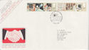 1982-09-08 Information Technology Stamps Bureau FDC (64820)