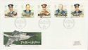 1986-09-16 Royal Air Force Stamps Bureau FDC (64830)