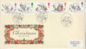 1993-11-09 Christmas Stamps Pickwick FDC (64868)