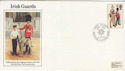 1983-07-06 Irish Guards BF 1900 PS FDC (64869)