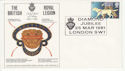 1981-03-25 Disabled Year British Legion Official FDC (64896)