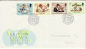 1984-09-25 British Council Stamps Bureau FDC (64965)